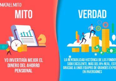 Mito: ¿Yo invertiría mejor el dinero del ahorro pensional?